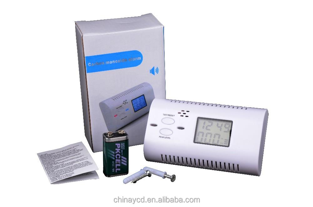 Smart home alarm system security devices en50291 carbon for Smart home alarm system