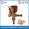 Thermal Expansion Valve With Exchangeable Orifice