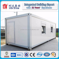 Eco-friendly 20ft Container Camp With Low Labor And Building Cost For Sale / Container House Price