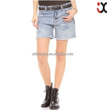 popular short jeans for young lady short women jeans sex short jeans denim short women JXQ323