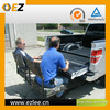 SUV Hitch Seat,4x4 Hitch Mounted Cargo Carrier