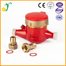 LXSG hot water pass high performance and good stability gsm water meter