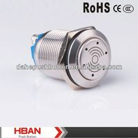 CE ROHS push-button switch