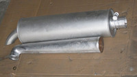weifang engine parts engine silencer