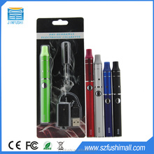 2015 Top selling products e cig evod dry herb vaporizer pen, vaporizer dry herb kit