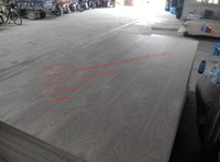6mm natural dark walnut plywood for furniture and door making and decoration