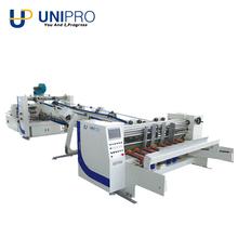 best seller corrugated carton packing machinery folder gluer machine