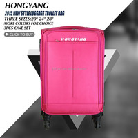 Amercian brand style luggage trolley bag,ladies fashion bags,luggage cover