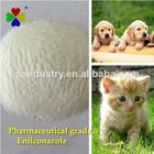 Animais de estimação agente antifúngico 99% enilconazol tc