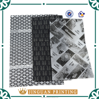 Custom logo tissue paper/ printed wrapping paper for pringting packaging