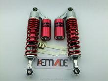 MKE121 Monkey Bike 320mm Red Bag Shock