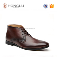 Cheap Good quality dress shoes boots for men
