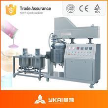 150L shower gel mixing equipment, temperature measurement,150L vacuum homogenizer