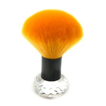 Mini convenient compact face brush