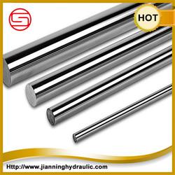 Hydraulic Cylinder 42CrMo4 Single Chrome Towel Bar For Roller Line