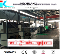 Chinese plastic machine!!New Technology plastic PP/PET Packaging Strap Production Machine with CE certificate