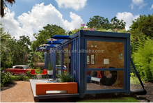 Offer cheap but elegant prefab container house