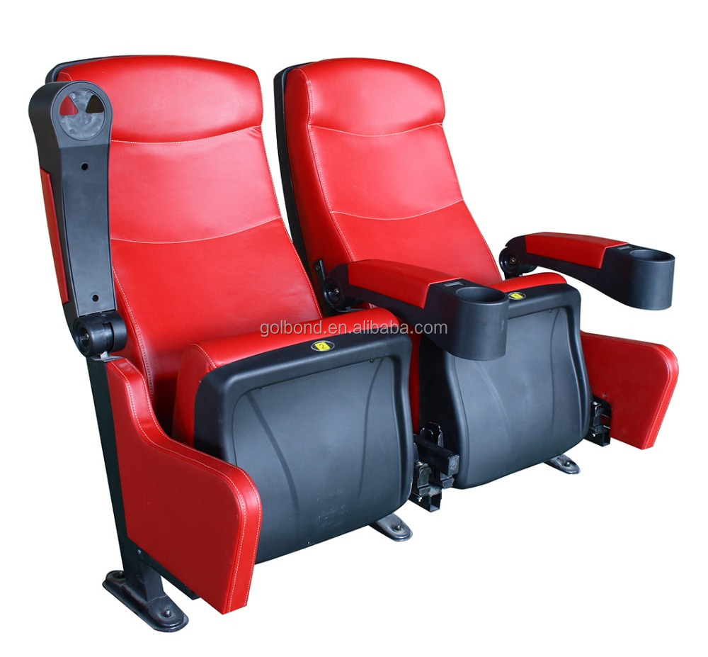 modern home theater chair with cup holder theater fabric cinema