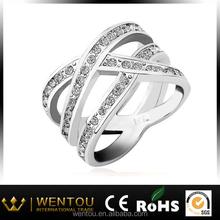 New coming fashion design diamond ring