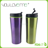 hot selling products double wall stainless steel auto mug, mini mug