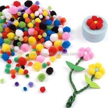 Intelligence toys for Children DIY pompons