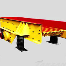 New technology powder hopper vibrating feeder with good after sale service