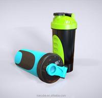 heat-Transfer printing joyshaker water bottle brand,pink lid plastic joyshaker water bottle,pet joyshaker bottle for water