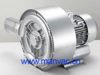 Dongguang supply Best price 5.5kw Side channel regenerative Air blower in Soil Remediation