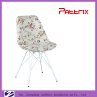 China Wholesale AH-1001W Cheap Metal Lounge Dining Chair