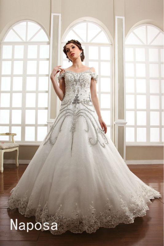 Luxury Wedding Dresses New York : New york fashion week luxury dress embroidered lace