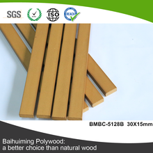 Environmental Friendly Poly Wood for Furniture for Wood Plastic Composite Outdoor Furniture (BMBC-5128B)