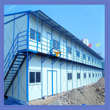 Easy disassembled modular kit house/modular steel home for office