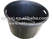 Gaint bucket,industry container,horse water feeder,Rubber trough for construction