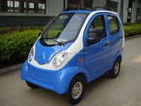 4 wheel 3 Seater Chinese Mini Electric Car/Vehicle
