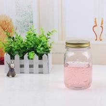 Factory supply cheap glass jam/ honey jar