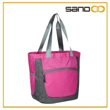 Newest popular lightweight travel fabric shopping bag