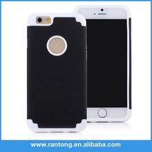 Factory sale different types combo mobile phone case for iphone 6 from China
