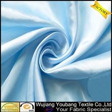 700 colors shiny polyester satin drapery fabric