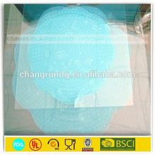 New design silicone preservative cling food wrap film