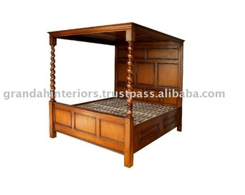 Four Poster Beds Buy Beds Bedroom Furniture Four Poster