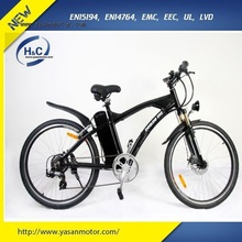 """26"""" Alloy 36V 250W Electric Mountain Bike Dark Horse Sports style Electric Bycicle for Adults"""