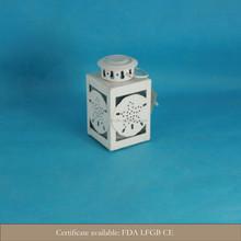 2015 new design mini metal antique brass candle lantern