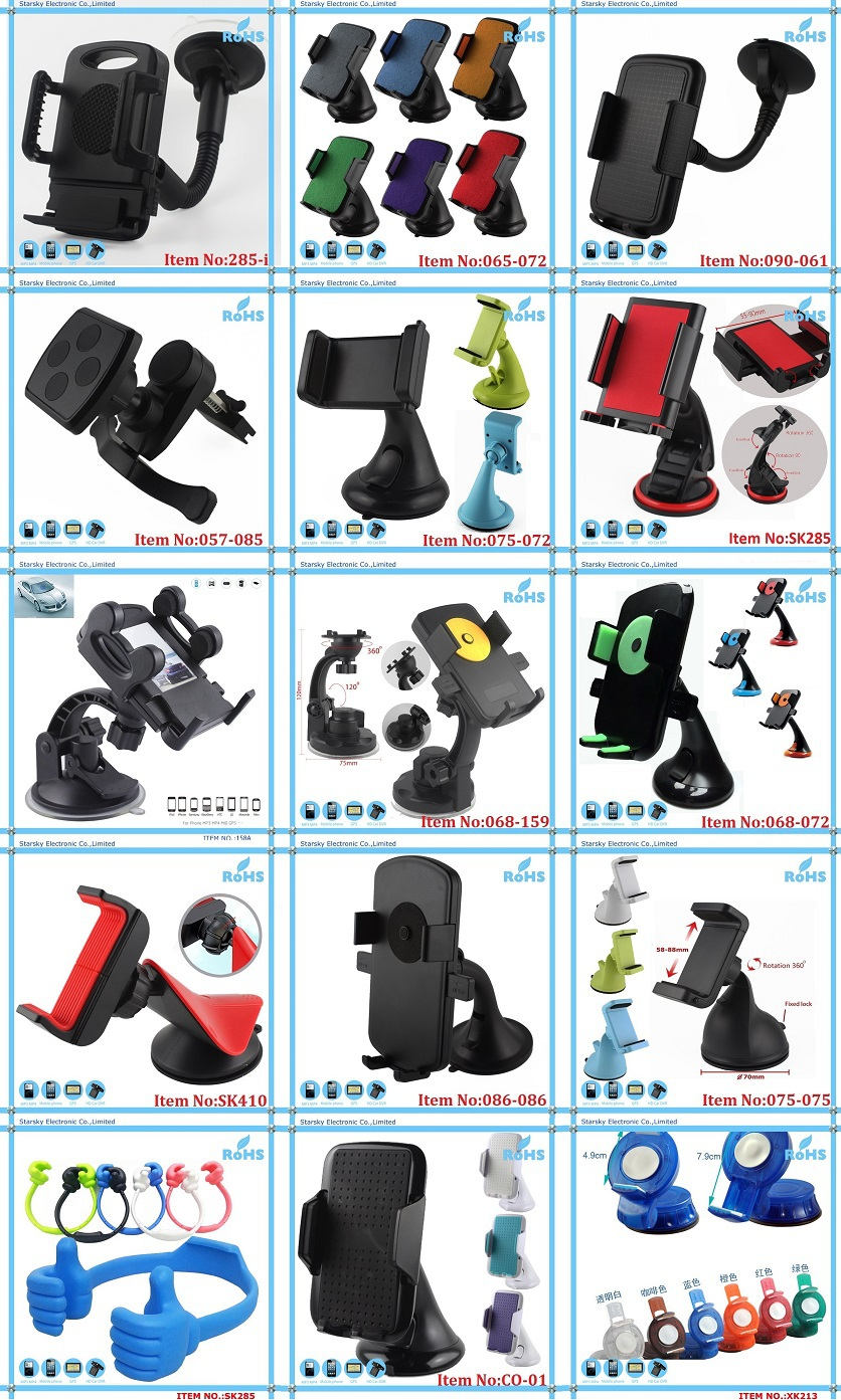 air vent car holder cell phone car holder accessory for UK market car phone holder