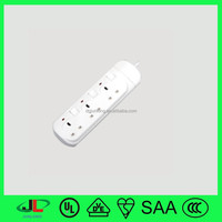 Authentic CE approved 3 pins non-assembly UK home appliances plug with UK CE home appliances
