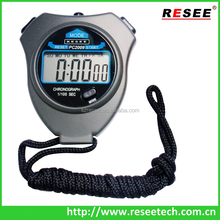 1-row big display electronic stopwatch ,with cheap price cute stopwatches