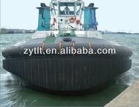 TUG RUBBER FENDER for aroud side boat