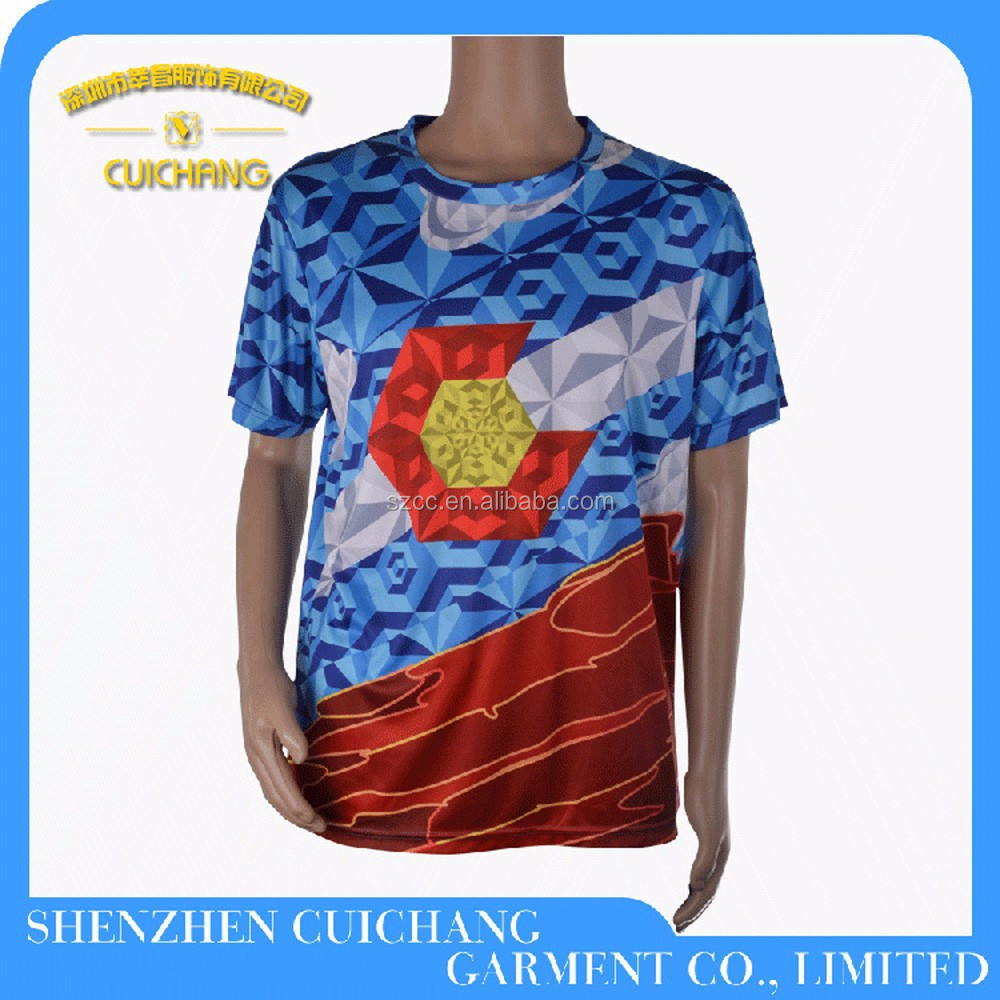 Sublimation t shirts t shirts for sublimation printing for Sublimation t shirt printing companies