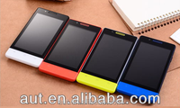 Cheap Dual core android 4.4 mobile phone H3039 with 3G