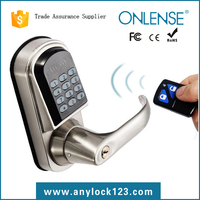 Electronic remote control gate lock from China factory