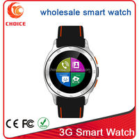 top sale online shopping wrist watch tv with battery 450mAh and mtk 6572